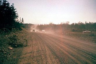 Ernest Harmon Air Force Base - Hanson Memorial Highway 1963
