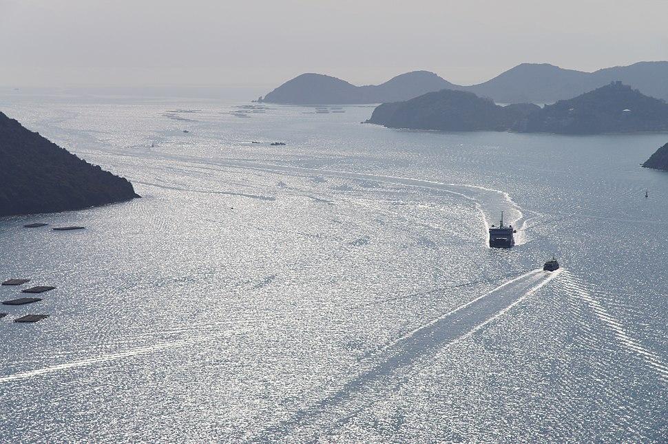 Harbor View Park Hinase Bizen Okayama Pref Japan03bs