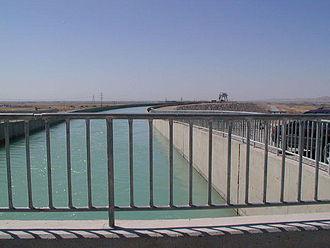 Southeastern Anatolia Project - Harran main channel