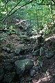 Harz Wanderung Stecklenberg - Hexentanzplatz - Thale - Oberes Wurmtal - panoramio.jpg