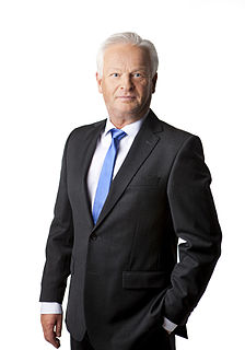 Hans Backe Swedish former footballer and football manager