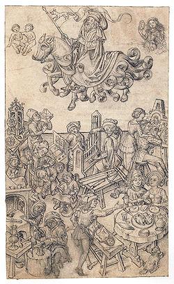 BLOEImaand is mogelijk genoemd naar de Romeinse godin Maia of naar de Romeinse vruchtbaarheidsgodin Bona Dea, wier feest in mei werd gevierd MERCURIUS
