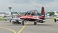 Hawker Beechcraft Raytheon 3000 N3000B PAS 2013 03.jpg