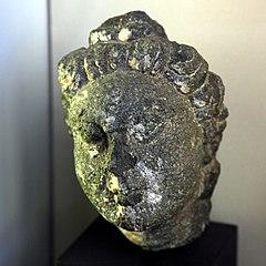 Head of a woman-AO 3747