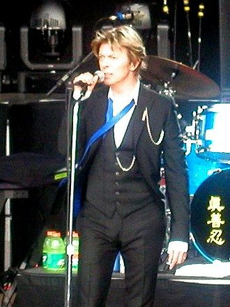 David Bowie discography - Bowie during the Heathen Tour (Chicago, 2002)