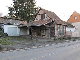 Heckershäuser Straße in Ahnatal
