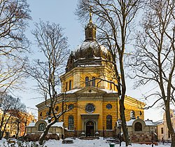 Hedvig Eleonora kyrka December 2012 (perspective).jpg