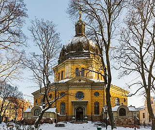 Hedvig Eleonora Parish Parish in Stockholm Municipality, Sweden