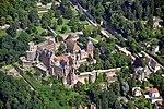 Heidelberg Schloss Luftbild 2.JPG