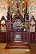 Heiligengrabe, Kloster Stift zum Heiligengrabe, Heiliggrabkapelle -- 2017 -- 0015-21.jpg