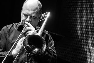 Helge Sunde Jazz trombonist
