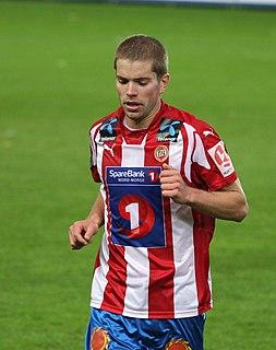 Helge Haugen Norwegian footballer