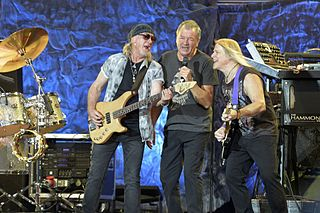 Deep Purple English rock band