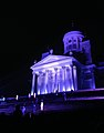 Helsinki Cathedral on 3rd April 2015 Easter play.jpg