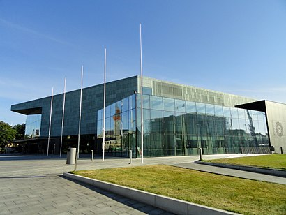 How to get to Musiikkitalo with public transit - About the place