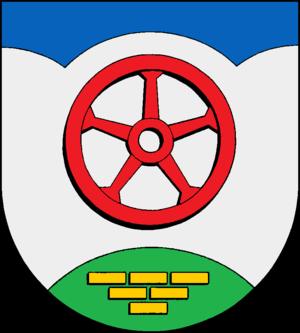 Hennstedt, Steinburg - Image: Hennstedt (IZ) Wappen