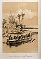 Henry Morton Stanley and David Livingstone on Lake Tanganyik Wellcome V0018842.jpg