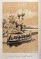 Henry Morton Stanley and David Livingstone on Lake Tanganyik Wellcome V0018842.jpg