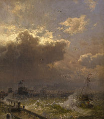 Lighthouse, Ostend