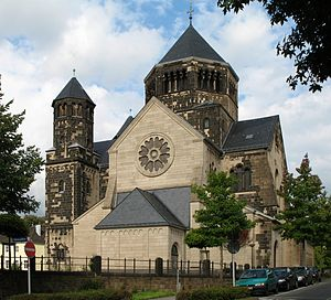 Herz-Jesu-Kirche (Aachen)
