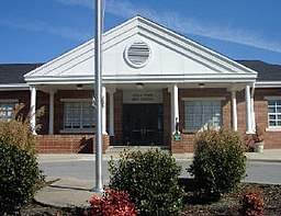 Holly Pond High School