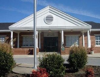 Holly Pond, Alabama - Holly Pond High School