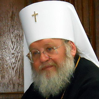 Hilarion Kapral 21st-century bishop of the Russian Orthodox Church Outside Russia
