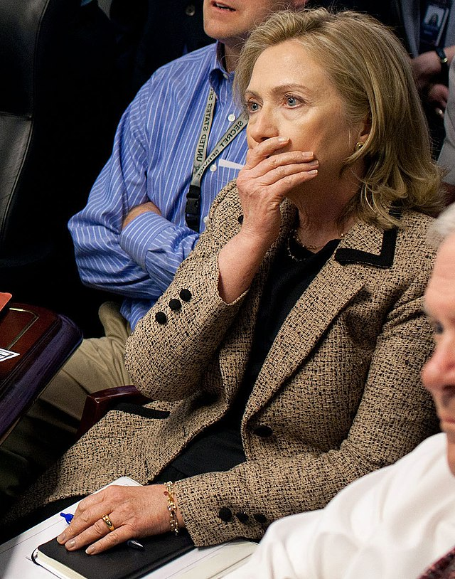 Hillary Clinton (The Situation Room)