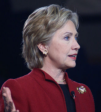 Manhunt 2 - Image: Hillary Clinton 2007 3 cropped