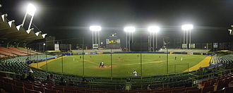 2013 World Baseball Classic - Image: Hiram Bithorn Stadium