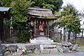 Hirano-jinja (Kyoto, Kyoto) Hachiman-sha.JPG