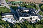 Hjärupslundsskolan–flygbild 06 september 2014.jpg