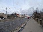 Hlávkův most, ze Štvanice směr Bubny.jpg