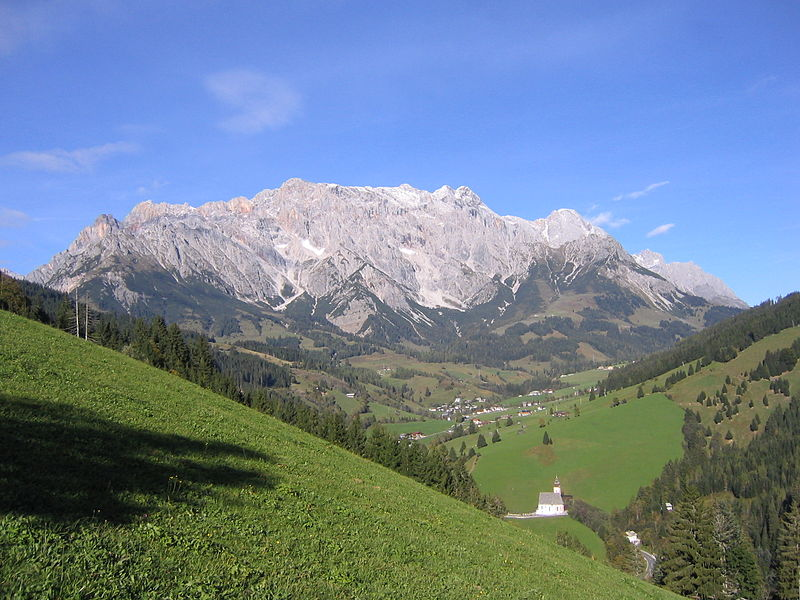24.3 Alpy Berchtesgadeńskie