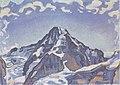 Hodler - Der Mönch mit Wolken - 1911.jpeg