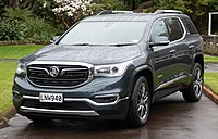 Holden Acadia Launch, 29 August 2018 (43429186695) (cropped).jpg