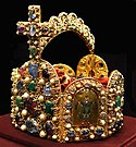 Holy Roman Empire Crown (Imperial Treasury)2.jpg