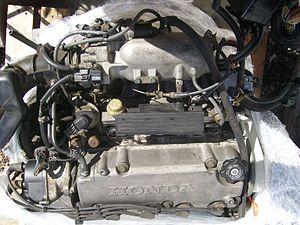 Honda D engine - D15B 3-stage VTEC Engine