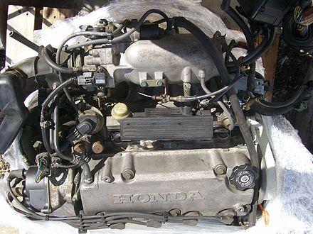 d15b 3-stage vtec engine