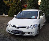 Honda Civic Hybrid thumbnail