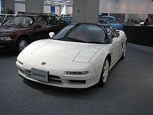 Honda Type R - NSX Type R