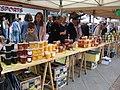 Honey at Haverfordwest French market - geograph.org.uk - 226304.jpg