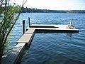 Honeysuckle Bay, Hayden Lake, ID - panoramio.jpg
