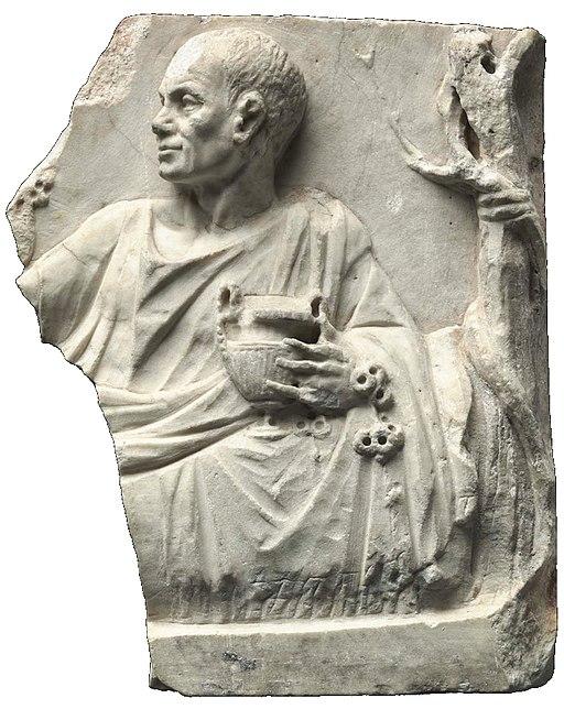 Horacy - domniemany portret