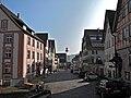 Horb am Neckar Marktplatz mit Geßlerschem Amtshaus links.jpg