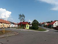 Horní Újezd (PR), náves.JPG