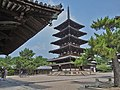 Horyu-ji temple , 法隆寺 - panoramio (5).jpg