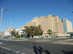 Hospital universitario miguel servet zaragoza wikipedia la enciclopedia libre - Casa grande zaragoza ...
