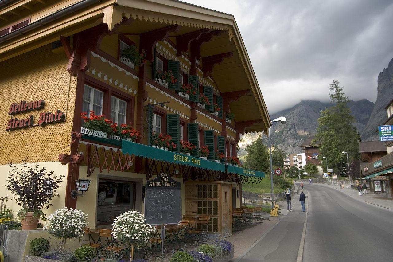 Hotel Bellevue Pinte, Grindelwald.jpg
