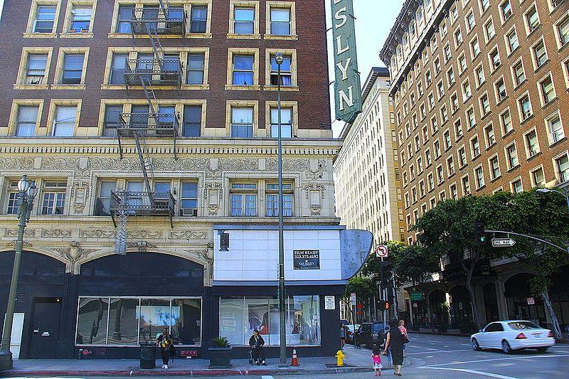File:Hotel Rosslyn Annex, 112 W. 5th St. Downtown Los ...